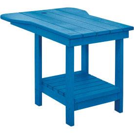 "Generations Tete A Tete Table, Blue, 18""L x 14""W x 21""H"