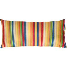 "Generations Chair Lumbar Support Cushion, Bright, 16""L x 6""W x 3""H"
