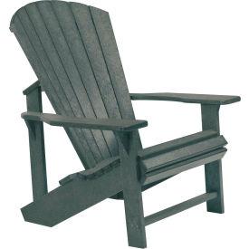 "Generations Adirondack Chair, Slate, 32""L x 31""W x 40-1/2""H"