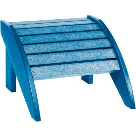 """Generations Footstool, Blue, 18""""L x 17""""W x 12""""H"""