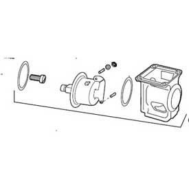 McDonnell & Miller Bellows Assembly BA51-05, Use With Series 51