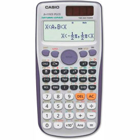 Casio FX-115ESPLUS Advanced Scientific Calculator, 10-Digit by