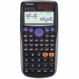 Casio FX-300ESPLUS Scientific Calculator, 10-Digit LCD by