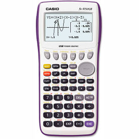Casio 9750GII Graphing Calculator, 21-Digit LCD by