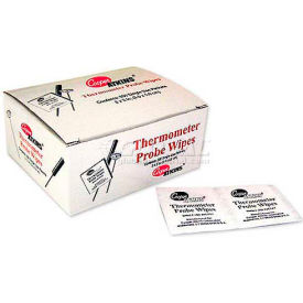 Cooper-Atkins® Probe Wipes, 9150-0-8, Carton With 10 Dispenser Boxes Of 200 Each