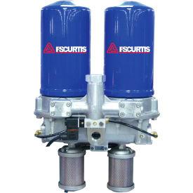FS-Curtis DA-240E w/Pre-filter, Twin-Tower Regenerative Molecular-Sieve Desiccant Dryer Sys. 40 cfm by