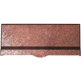 """QualArc Mail Slot LM6-AC - 12-1/2""""W x 1""""D x 5""""H Antique Copper"""