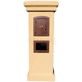 Mailboxes | Residential Mailboxes-Column, Wall Mount