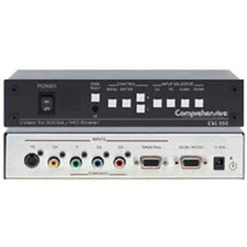 Buy Comprehensive Digital Scaler, CV, Y/C & Component With HDTV And XGA Output On HD15