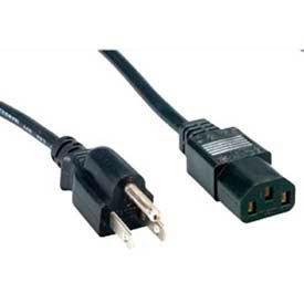 Comprehensive Computer Power Cord, PC Standard, 1'