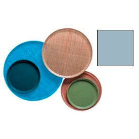 """Cambro 1000401 - Camtray 10"""" Round,  Slate Blue - Pkg Qty 12"""