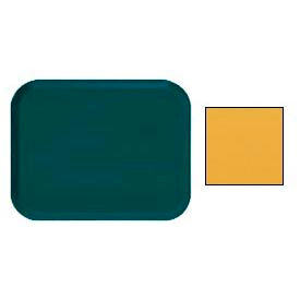 "Cambro 1014171 - Camtray 10"" x 14"" Rectangle,  Tuscan Gold - Pkg Qty 12"