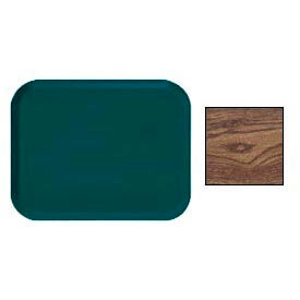 """Cambro 1014304 - Camtray 10"""" x 14"""" Rectangle,  Country Oak - Pkg Qty 12"""