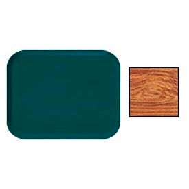 "Cambro 1014309 - Camtray 10"" x 14"" Rectangle,  Java Teak - Pkg Qty 12"