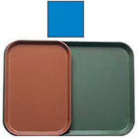 "Cambro 1015105 - Camtray 10"" x 15"" Rectangle,  Horizon Blue - Pkg Qty 24"