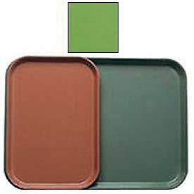"""Cambro 1015113 - Camtray 10"""" x 15"""" Rectangle,  Lime-Ade - Pkg Qty 24"""