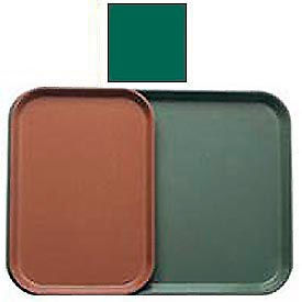 "Cambro 1015119 - Camtray 10"" x 15"" Rectangle,  Sherwood Green - Pkg Qty 24"