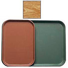 "Cambro 1116307 - Camtray 11"" x 16"", Light Elm - Pkg Qty 24"