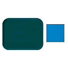 "Cambro 1216105 - Camtray 12"" x 16"" Rectangle,  Horizon Blue - Pkg Qty 12"