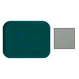 """Cambro 1216107 - Camtray 12"""" x 16"""" Rectangle,  Pearl Gray - Pkg Qty 12"""