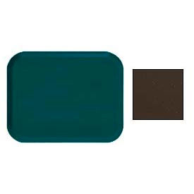 """Cambro 1216116 - Camtray 12"""" x 16"""" Rectangle,  Brazil Brown - Pkg Qty 12"""