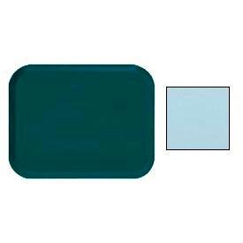 "Cambro 1216177 - Camtray 12"" x 16"" Rectangle,  Sky Blue - Pkg Qty 12"