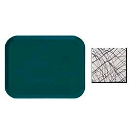 "Cambro 1216277 - Camtray 12"" x 16"" Rectangle,  Swirl Gray - Pkg Qty 12"