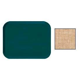 """Cambro 1216329 - Camtray 12"""" x 16"""" Rectangle,  Linen Toffee - Pkg Qty 12"""