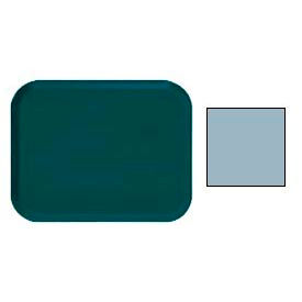 "Cambro 1216401 - Camtray 12"" x 16"" Rectangle,  Slate Blue - Pkg Qty 12"