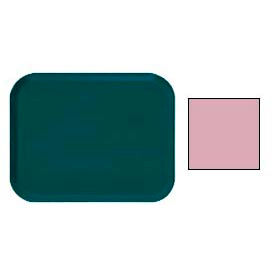"Cambro 1216409 - Camtray 12"" x 16"" Rectangle,  Blush - Pkg Qty 12"