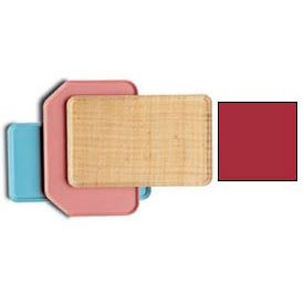 Cambro 1313221 - Camtray 33 x 33cm Metric, Ever Red - Pkg Qty 12