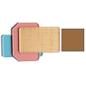Cambro 1313508 - Camtray 33 x 33cm Metric, Suede Brown - Pkg Qty 12