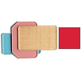 Cambro 1313510 - Camtray 33 x 33cm Metric, Signal Red - Pkg Qty 12