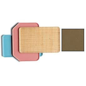 Cambro 1313513 - Camtray 33 x 33cm Metric, Bayleaf Brown - Pkg Qty 12