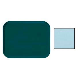 Cambro 1318177 - Camtray 13 x 18 Rectangle,  Sky Blue - Pkg Qty 12
