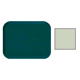 Cambro 1318429 - Camtray 13 x 18 Rectangle,  Key Lime - Pkg Qty 12