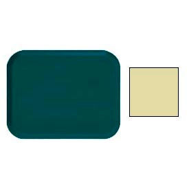 Cambro 1318536 - Camtray 13 x 18 Rectangle,  Lemon Chiffon - Pkg Qty 12
