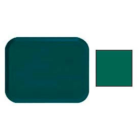 "Cambro 1418119 - Camtray 14"" x 18"" Rectangular,  Sherwood Green - Pkg Qty 12"