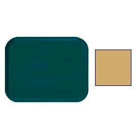 "Cambro 1418514 - Camtray 14"" x 18"" Rectangular,  Earthen Gold - Pkg Qty 12"