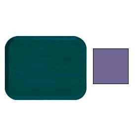 "Cambro 1418551 - Camtray 14"" x 18"" Rectangular,  Grape - Pkg Qty 12"