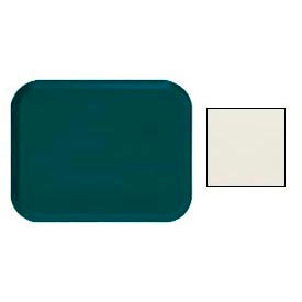 """Cambro 1520538 - Camtray 15"""" x 20"""" Rectangular,  Cottage White - Pkg Qty 12"""