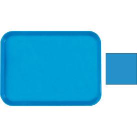 "Cambro 1520CW168 - Tray Camwear 15"" x 20"" Rectangular, Blue - Pkg Qty 12"