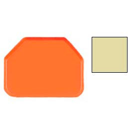 "Cambro 1520TR536 - Camtray 15"" x 20"" Trap,  Lemon Chiffon - Pkg Qty 12"