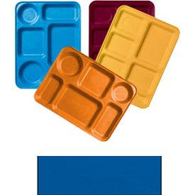 """Cambro 1220D222 - Tray Dietary 12"""" x 20"""", Orange Pizazz - Pkg Qty 12"""