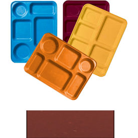 """Cambro 1220D513 - Tray Dietary 12"""" x 20"""", Bayleaf Brown - Pkg Qty 12"""