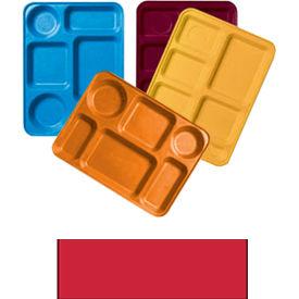 "Cambro 1220D537 - Tray Dietary 12"" x 20"", Cameo Yellow - Pkg Qty 12"