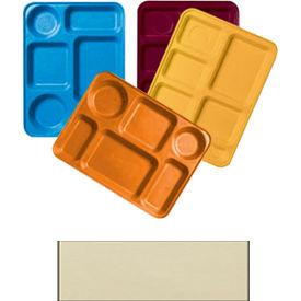 """Cambro 1222D101 - Tray Dietary 12"""" x 22"""", Antique Parchment - Pkg Qty 12"""