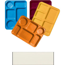 """Cambro 1222D104 - Tray Dietary 12"""" x 22"""", Desert Tan - Pkg Qty 12"""