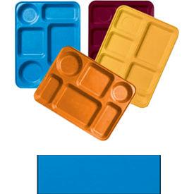 """Cambro 1222D110 - Tray Dietary 12"""" x 22"""", Black - Pkg Qty 12"""
