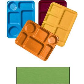 "Cambro 1222D119 - Tray Dietary 12"" x 22"", Sherwood Green - Pkg Qty 12"